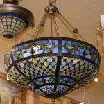Leadlight Hanging Light
