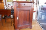 Victorian Cedar Cupboard with Drawer