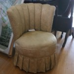 Shabby Chic Bedroon Chair 1950s